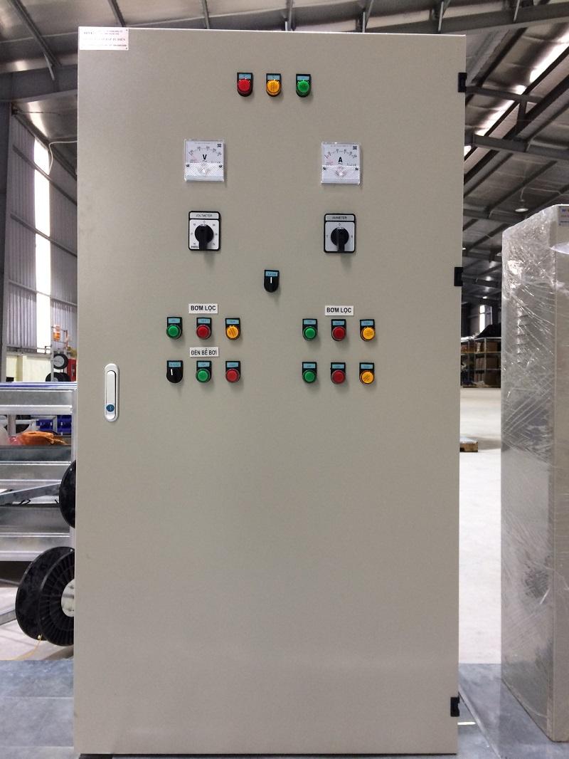 4 bước không thể bỏ qua về tủ điện