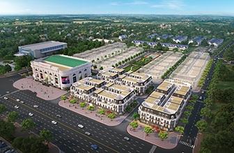 HVC ký hợp đồng tổng thầu cơ điện hạ tầng dự án tổ hợp trung tâm thương mại Vincom Plaza và nhà phố Shophouse Cà Mau