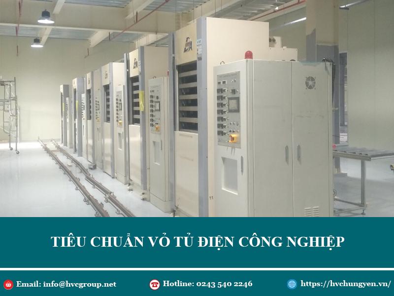 Tiêu chuẩn sản xuất vỏ tủ điện công nghiệp - HVC Hưng Yên