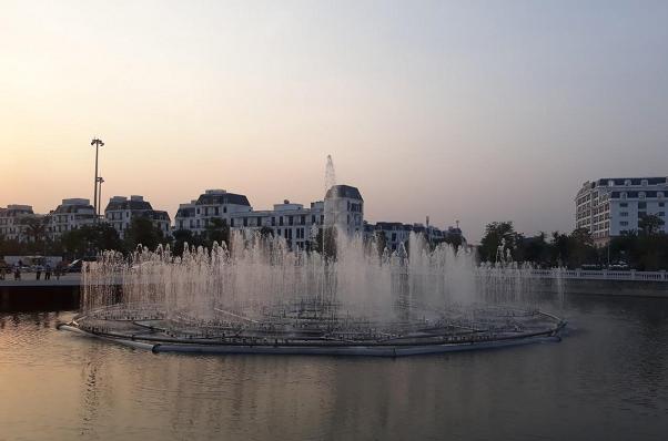 HVC Park hoàn thành một loạt các dự án, chuẩn bị bàn giao cho khách hàng