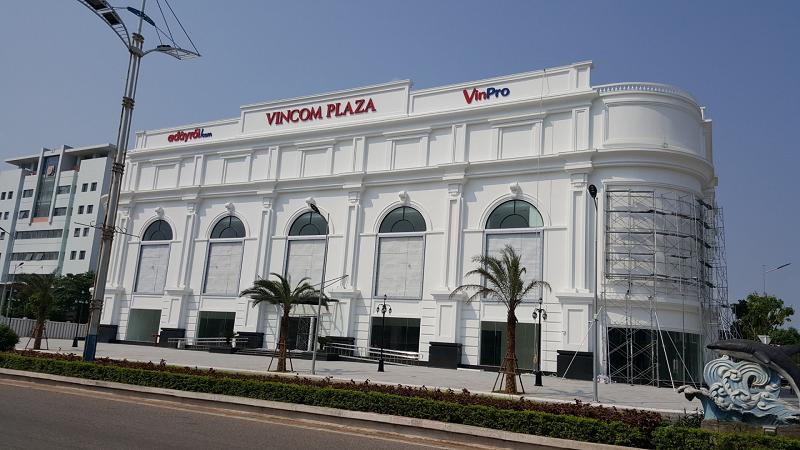 HVC Group đã bàn giao xong dự án Vincom Móng Cái