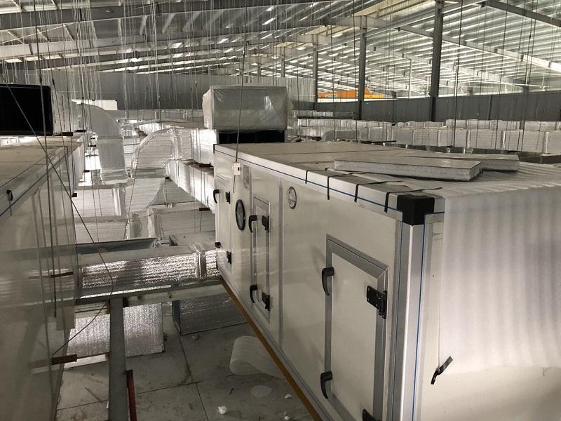 Dự án nhà máy dược Calista ở Yên Mỹ Hưng Yên