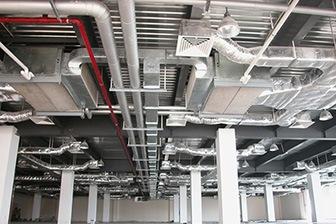 Dự án trường liên cấp Vinschool tại Hạ Long, HVC làm tổng thầu cơ điện