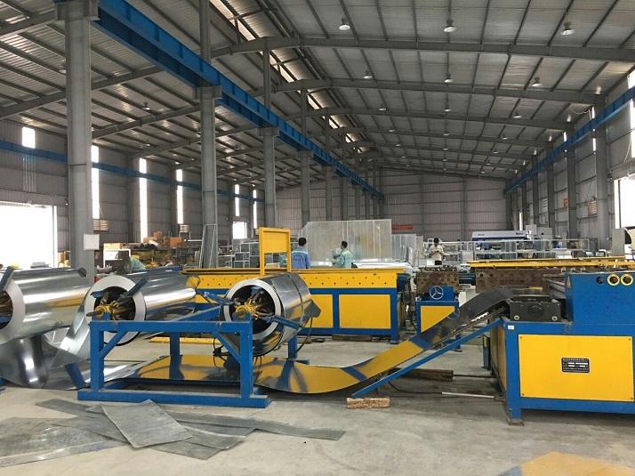 Sản xuất ống gió dựa vào các tiêu chí nào