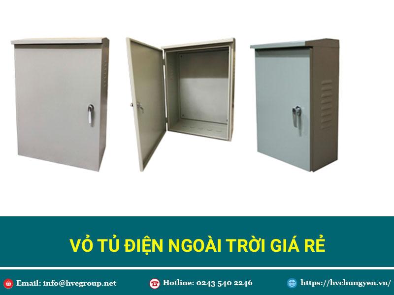 Mua vỏ tủ điện ngoài trời giá rẻ - chất lượng