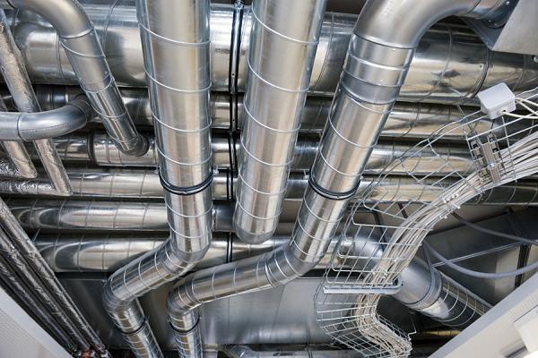 Vai trò của ống gió đối với không khí, môi trường