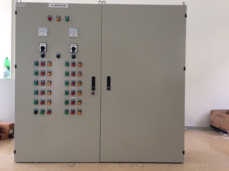 Đặc điểm về tủ điện điều khiển chiếu sáng